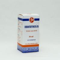 Dihidrostreptomicină  20% sol.injectabilă 50ml