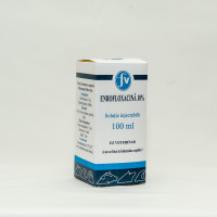 Enrofloxacină 10% sol.injectabilă 100ml