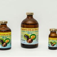 Enrofloxacină 10% sol.orală 100 ml 50ml 10ml