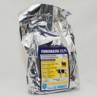 Fenbendazol 22,2% granulat 1kg