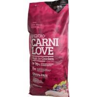 BRIT Carnilove High in Chicken 12kg