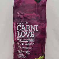 BRIT Carnilove High in Chicken 12kg_2
