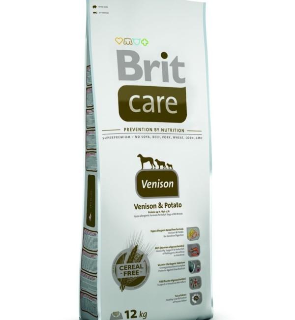 Brit Care Venison - Venison & Potato