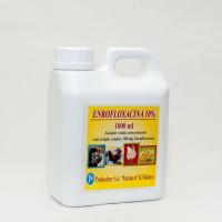 Enrofloxacină 10% sol.orală 1000ml