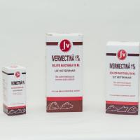 Ivermectin 1% sol.injectabilă 100ml 50ml 10ml