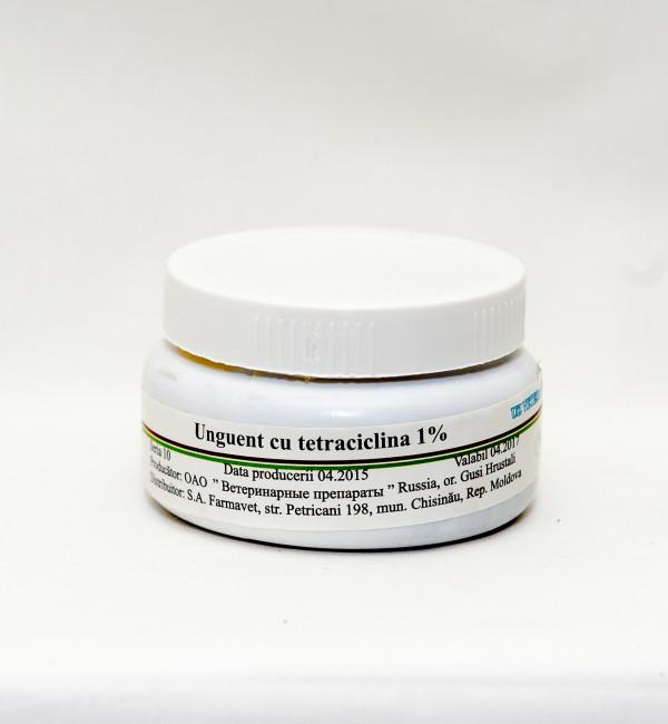 Unguent  Tetraciclin 1%