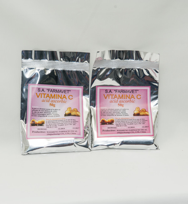 Vitamina C 50gr